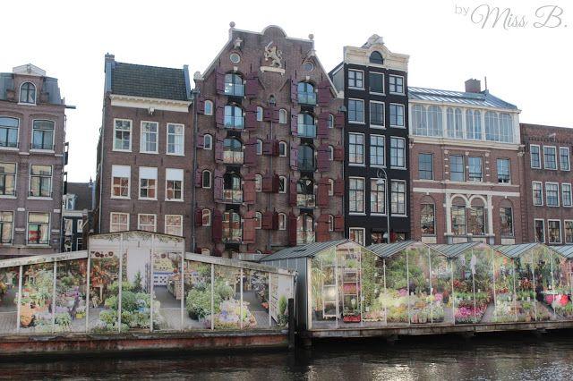 Miss Blueberrymuffin's kitchen: Wie wir das beste aus zwei Tagen Amsterdam gemacht haben!