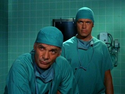 Chad Everett Doctor Show