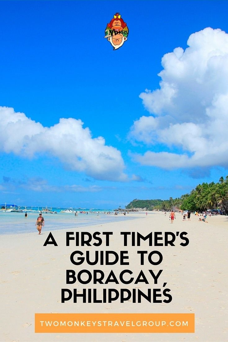A First Timer's Guide to Boracay, Philippines @TourismPHL