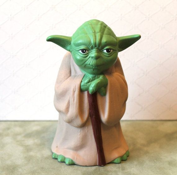 1981 Star Wars YODA EIGHT BALL Wizzard  Rare Collector Piece