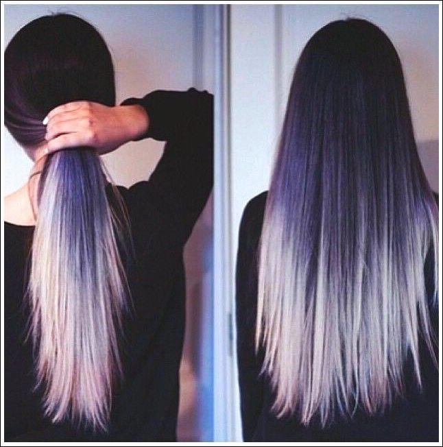 40++ Frisuren lang zweifarbig Information