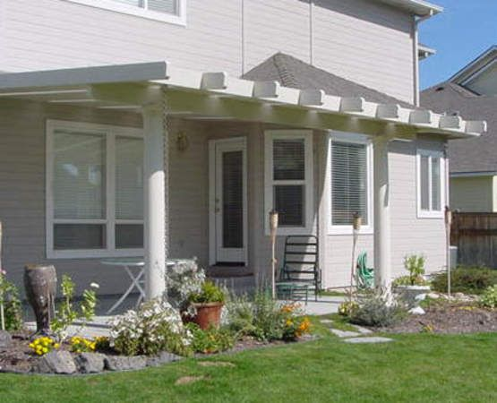 Genial Boise Patio Covers Solid Lattice @ Patio Covers Unlimited