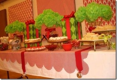 Top Ten Party buffet