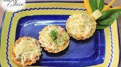 Canapes Recipe | Quick Snacks | Vegetarian Recipe | Jain Recipe | Simply Jain