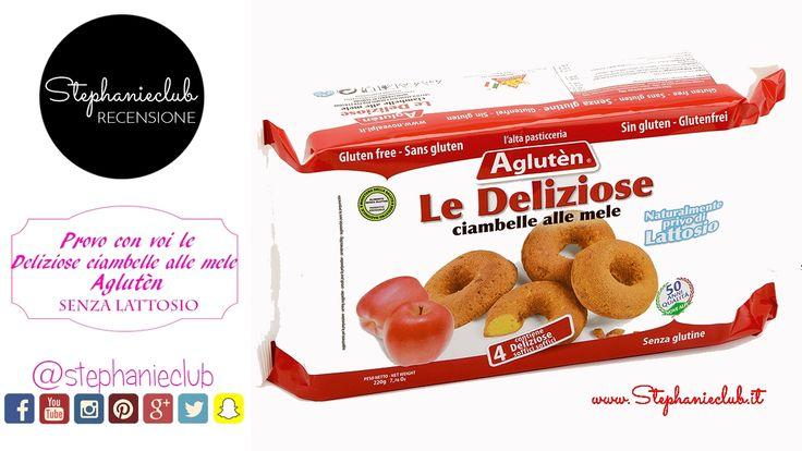 Recensione Le deliziose ciambelle alle mele - Agluten | stephanieclub