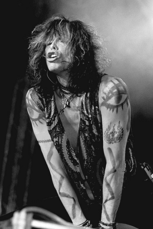 Steven Tyler!--This world is really awesome. The woman who make our chocolate…