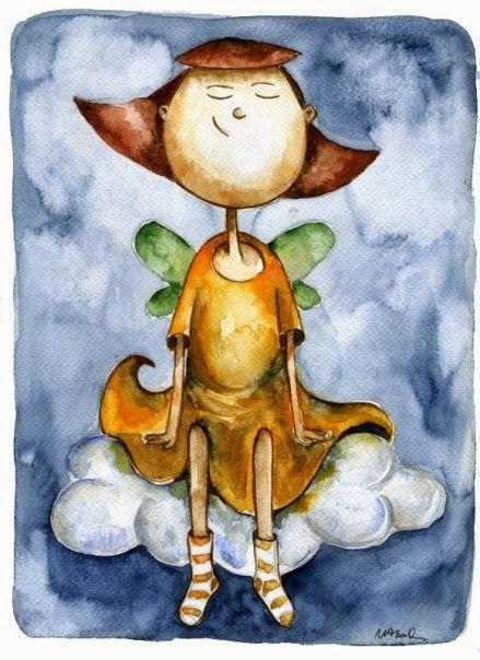 Pinzellades al món: La màgia de les fades / La magia de las hadas / The magic of fairy