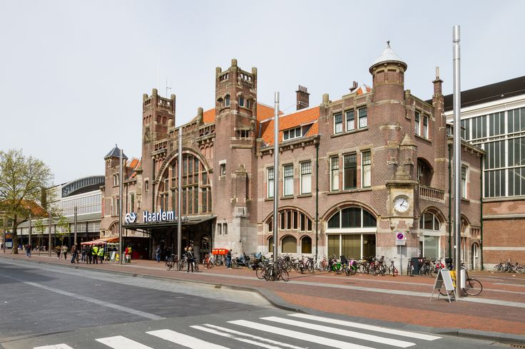 Haarlem railway station (1839) | by evb-photography