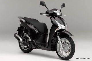 Spesifikasi Harga Motor Honda SH150i | Nextbiker.Com - http://www.nextbiker.com/2013/08/honda-sh150i.html