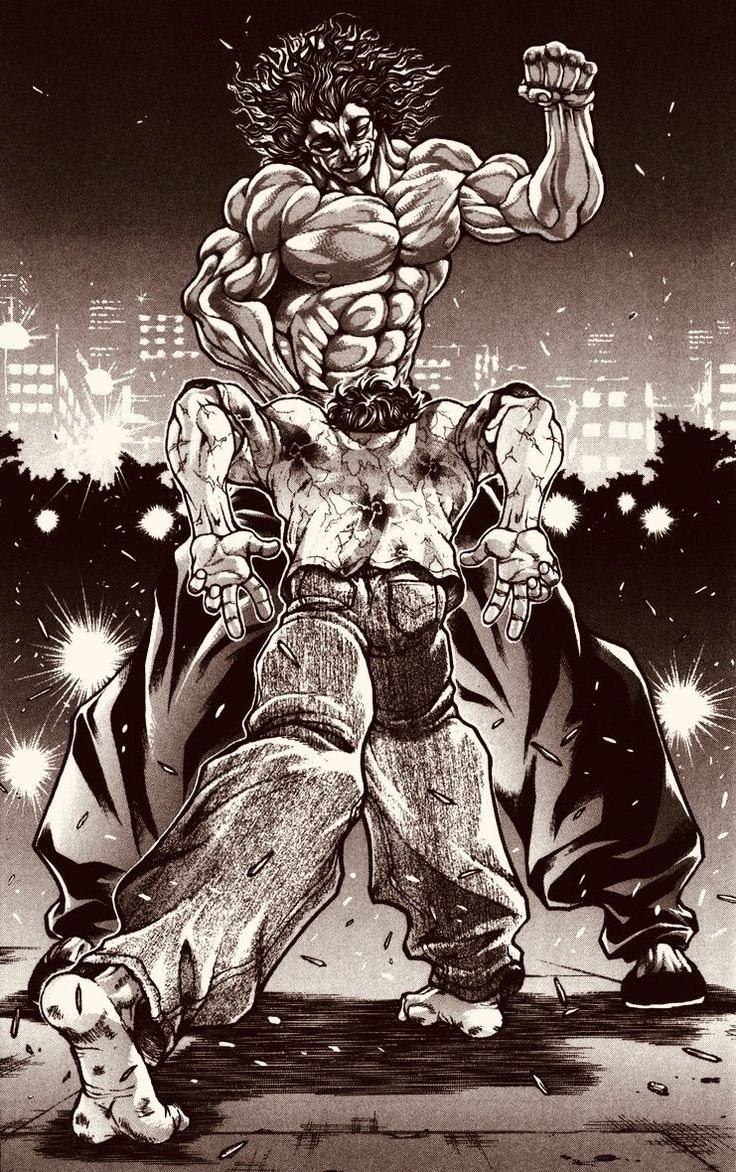 Pin by Hsa on Baki in 2020 Anime images, Anime wallpaper