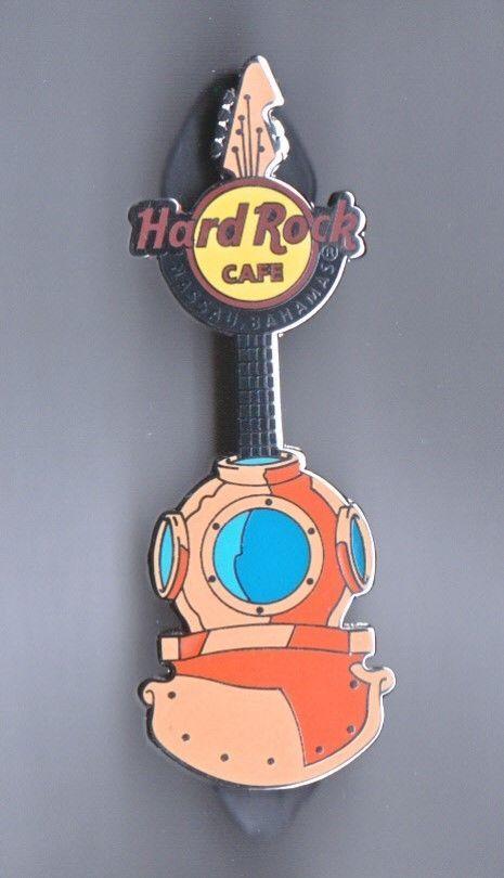 Hard Rock Cafe Nassau Pin