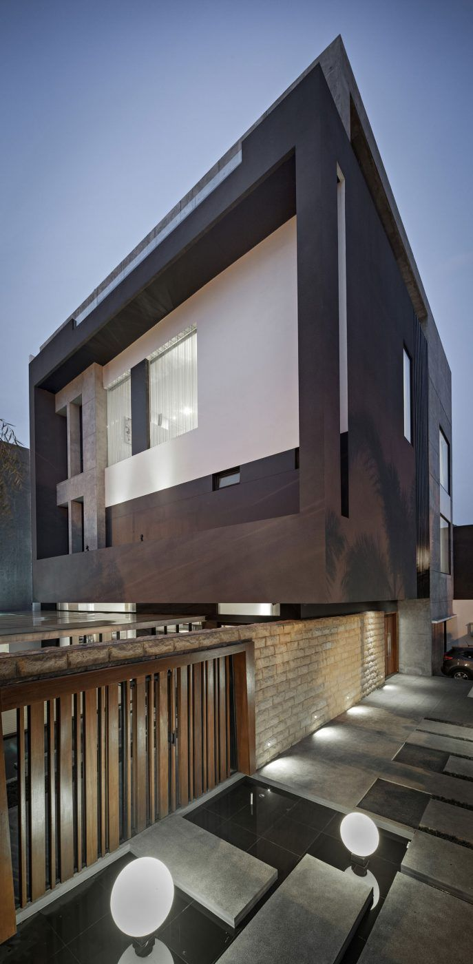 S + I House by DP+HS Architects (20)
