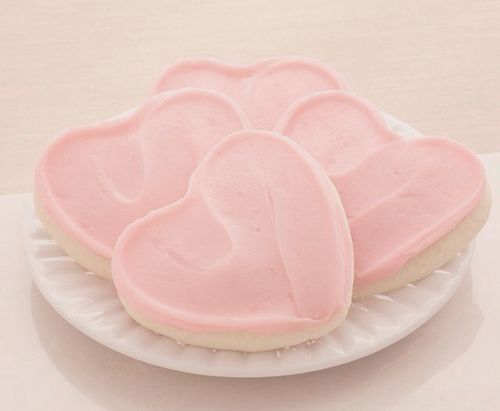 💖 Pink, Cookies, and Heart Image 💖