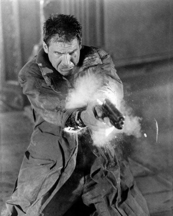Still of Harrison Ford in Blade Runner (1982)