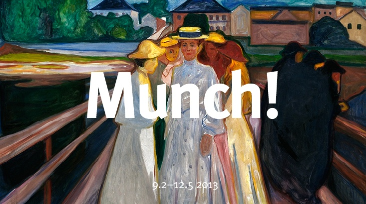Munch. The Thiel Gallery