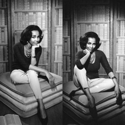 joeacollege:    Rare Photos: Dorothy Dandridge