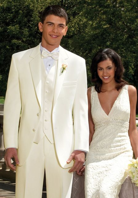 http://fashiongarments.biz/products/classic-style-two-button-ivory-groom-tuxedos-groomsmen-mens-wedding-prom-suits-bridegroom-jacketpantsvesttie-k930/,   Welcome to Groom Wedding Suit Shop  This suit include:(Jacket + Pants + Vest + Tie + Handkerchief) please tell me your size and color when you place order If you need the shirt, please plus 20usd/piece.Click the picture to order for shirts if the standard size not fit for you.want to custom made a suit(that price is same),it…