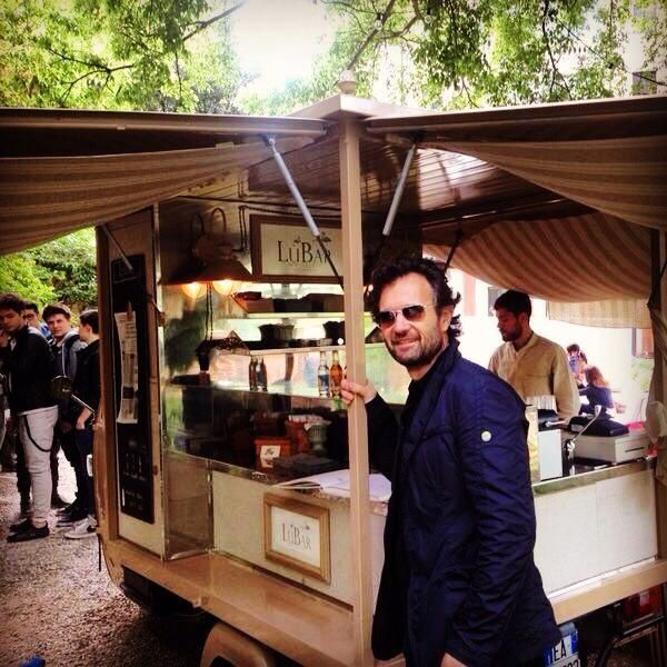 LuBar | SlowStreetFood - Special guest, Carlo Cracco