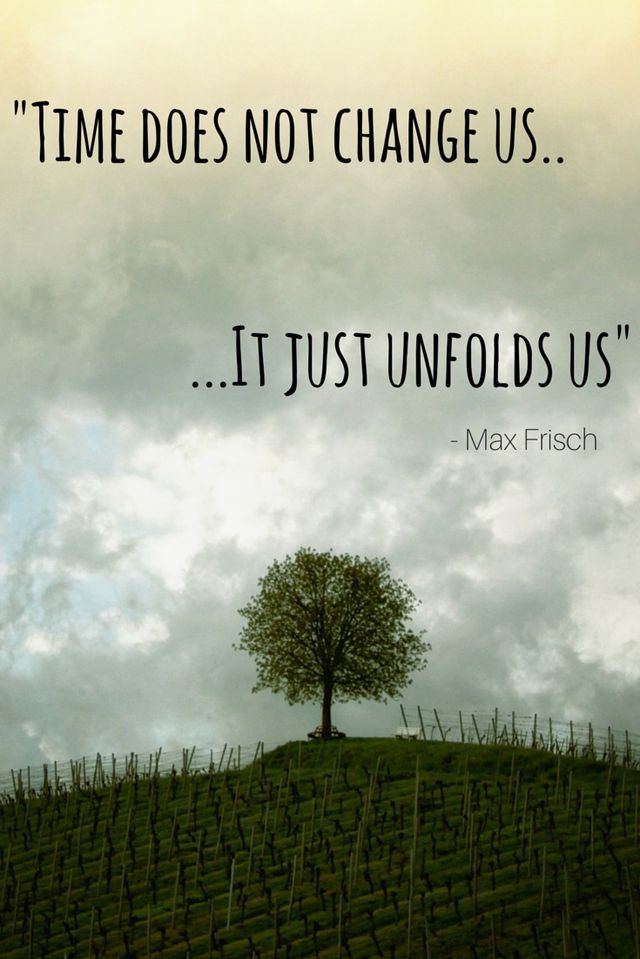 Let time unfold  you.   Get Falling down is part of life getting back up is living. .on Amazon   Tuchy 6