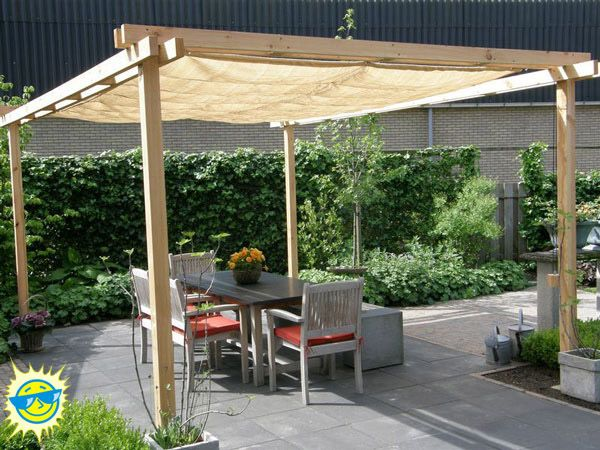 Stunning Shade Cloth Patio Cover Ideas 1000 Images About