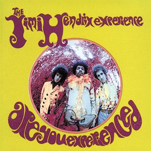 15th Best Album of all time by The Jimi Hendrix Experience, 'Are You Experienced?' (Rated by Rolling Stone Magazine)  www.pinboardforum.com