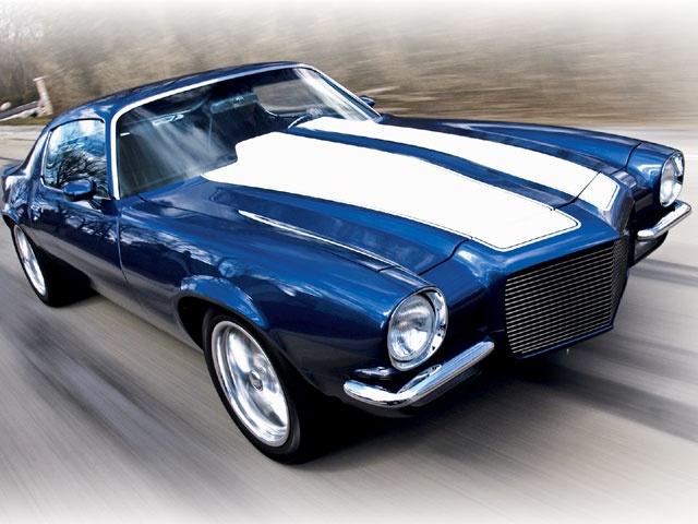71' Camaro