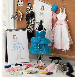 Fashion Design Studio Kit | Kids and Fun Gift Ideas | Pinterest ...