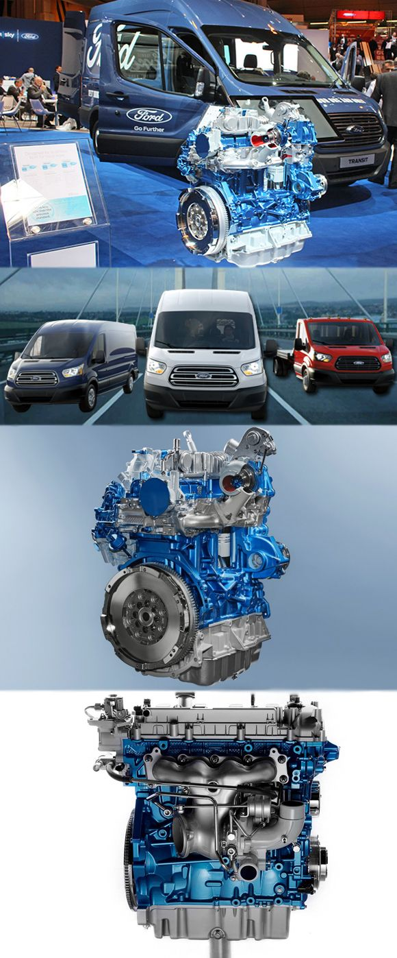 Why ford transit engines are the best in the world more info click the link