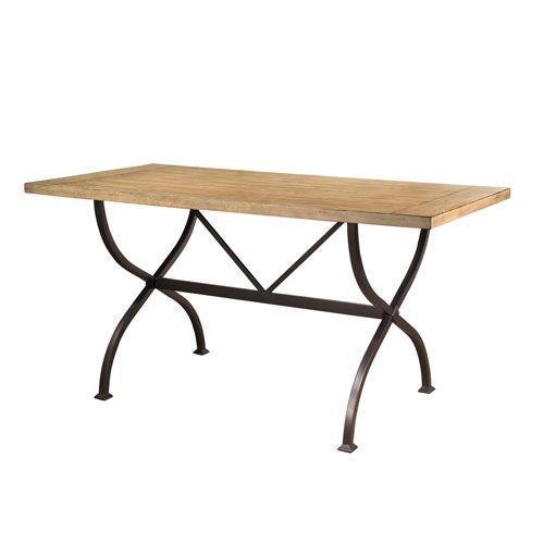 Charleston Desert Tan Counter Height Table