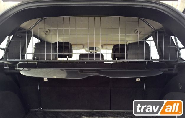 Custom Made Dog Guard for Jeep Grand Cherokee 2011 on #dogguardsrus
