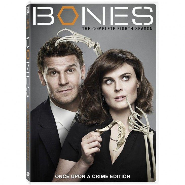 Bones: Season 8 DVD