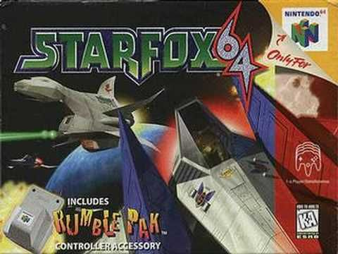as musicas dos bad guys sao sempre bacanas!  Star Wolf theme - Star Fox 64 OST