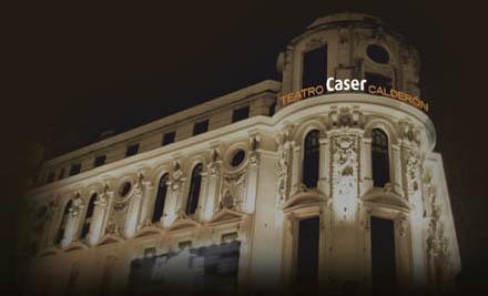 Teatro Calderón Madrid Día 14 de Mayo a las 20:00h (Madrid 1808 - Nosotros X ellos)