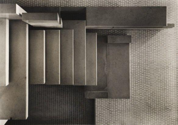 Staircase at Carlo Scarpa's Olivetti showroom - Venice