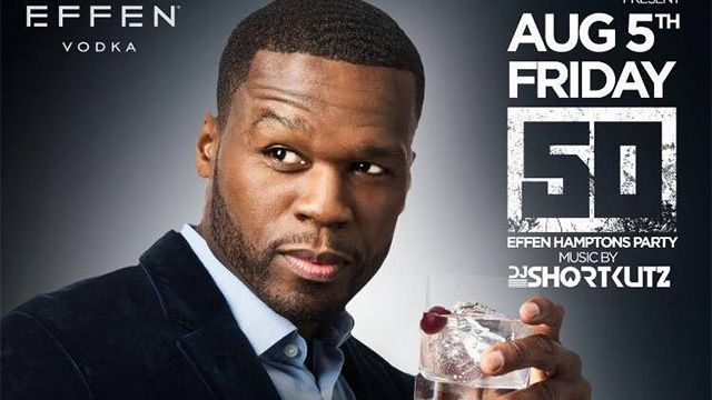 Life@Nite: Join 50 Cent For An Effen Hamptons Party | Out And About | Life@Nite