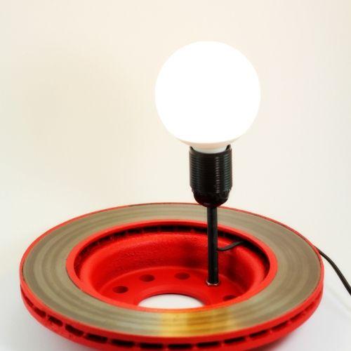 Car brake disk interior decorative lamp | tablo.ro