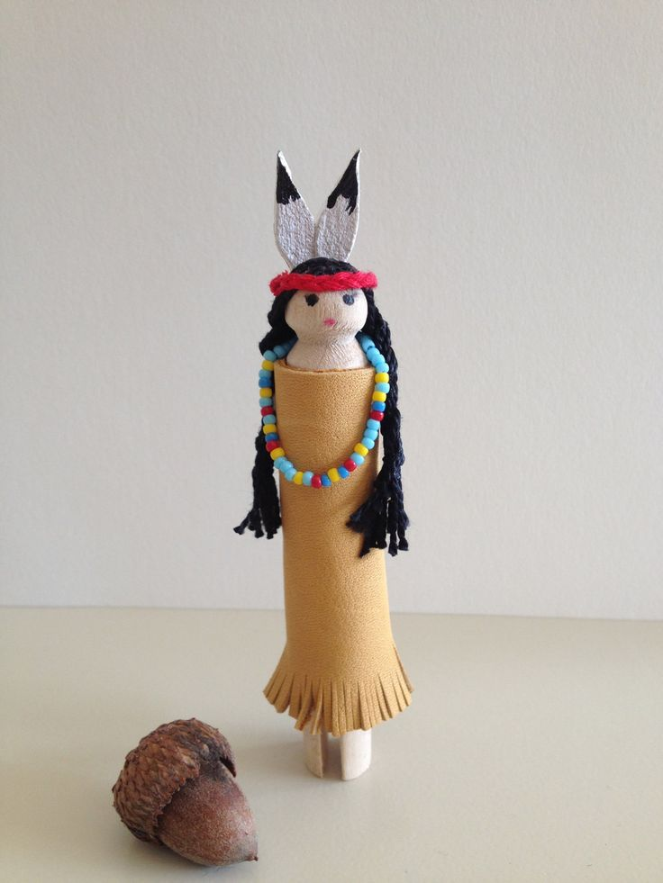 118 best craft box clothespin critters images on for Native american handmade crafts