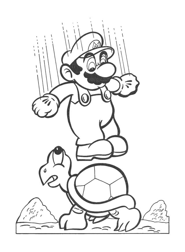 88 best images about smash brothers coloring pages on Pinterest