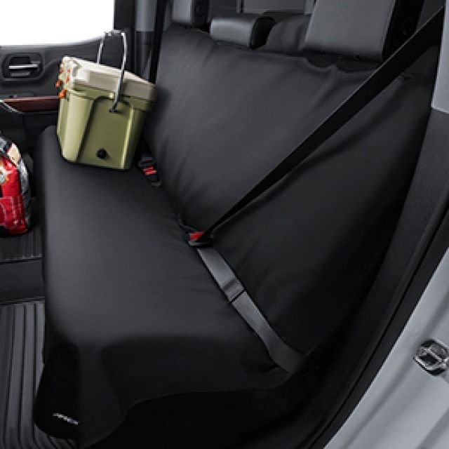Pin By Danielle Benton On Extra Room Garage Bench Seat Covers Seat Cover Gmc Accessories
