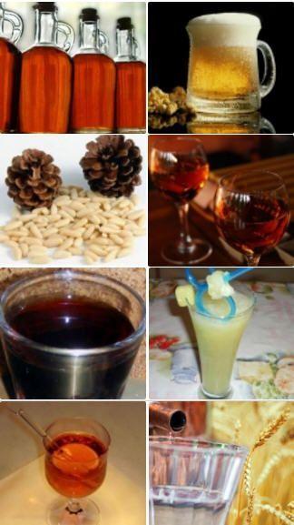Алкогольные рецепты