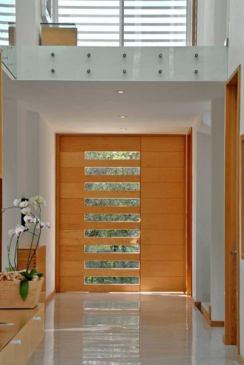 Fotografía: Mito covarrubias: Puertas y ventanas de estilo moderno por Agraz Arquitectos S.C.