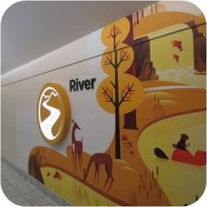 Seals and Beavers and Squirrels… Oh My! Hospital Wayfinding ...