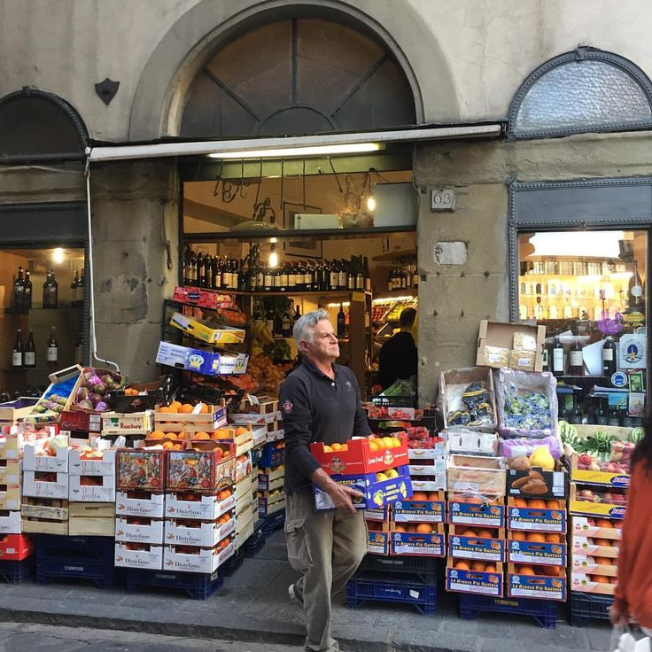 I enjoy every moment as I enjoy every picture. — Fruit and some wine . My kind of shop. ...