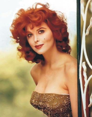 Tina Louise (Ginger of Gilligan's Island)