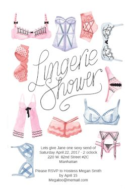 49 best bridal shower invitation templates images on pinterest lingerie shower printable invitation template customize add text and photos print download stopboris Gallery