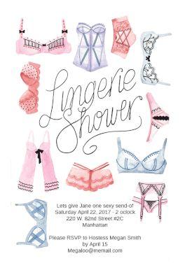 50 best Bridal Shower Invitation Templates images on Pinterest