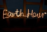 Lights out for an hour at 8:30pm on Saturday, 3/31/2012--Earth Hour