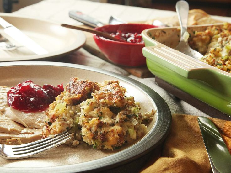 Classic Sage and Sausage Stuffing (or Dressing) | Recipe | Dressing ...