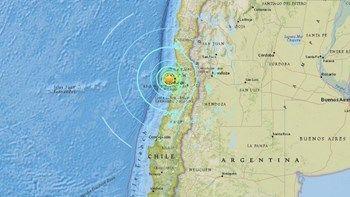 Ισχυρός σεισμός 69 Ρίχτερ στη Χιλή   Ισχυρή σεισμική δόνηση 67 βαθμών της κλίμακας Ρίχτερ σημειώθηκε στις 00.38 ώρα Ελλάδας το βράδυ της... from ΡΟΗ ΕΙΔΗΣΕΩΝ enikos.gr http://ift.tt/2oEX1xf ΡΟΗ ΕΙΔΗΣΕΩΝ enikos.gr