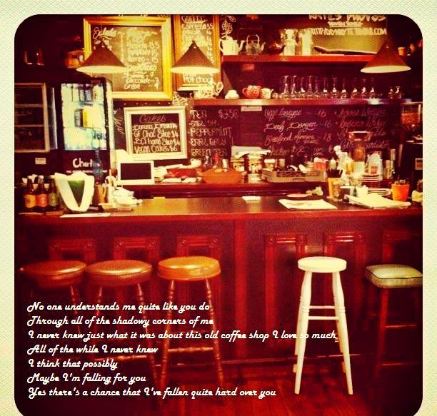 Landon Pigg - Falling In Love At A Coffee Shop